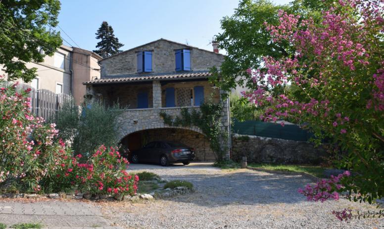 Gîte La Coconnière à Villeneuve de Berg