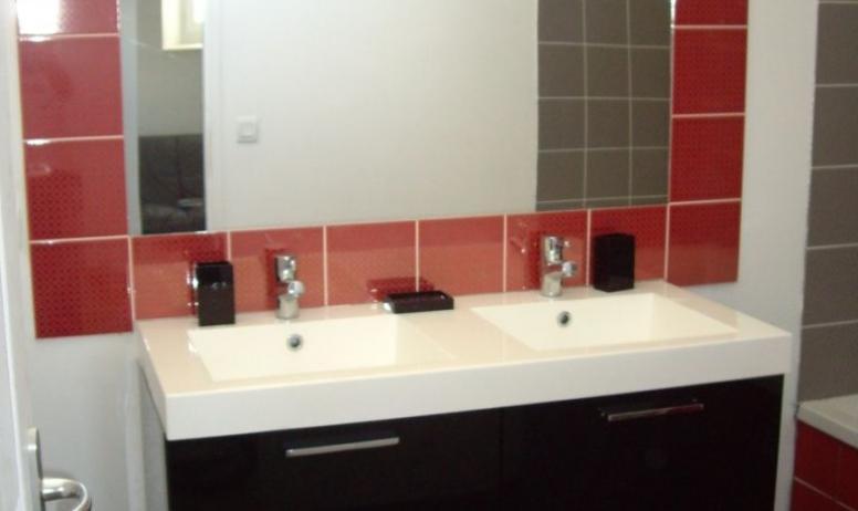Mas de Coursas - La salle de bain