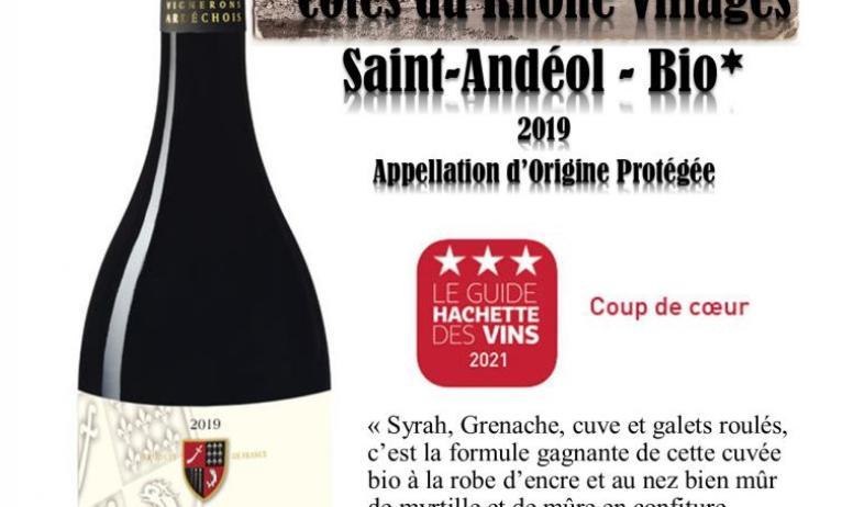 Cave des Vignerons de Bourg-Saint-Andéol