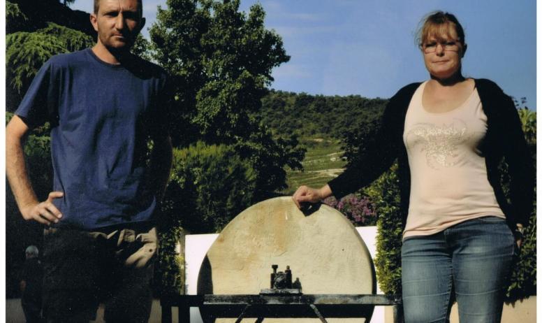 Domaine Blachon - Sylvain et Delphine
