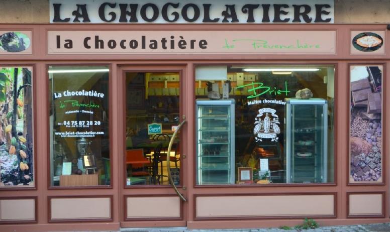 Vendeur(se) en chocolaterie