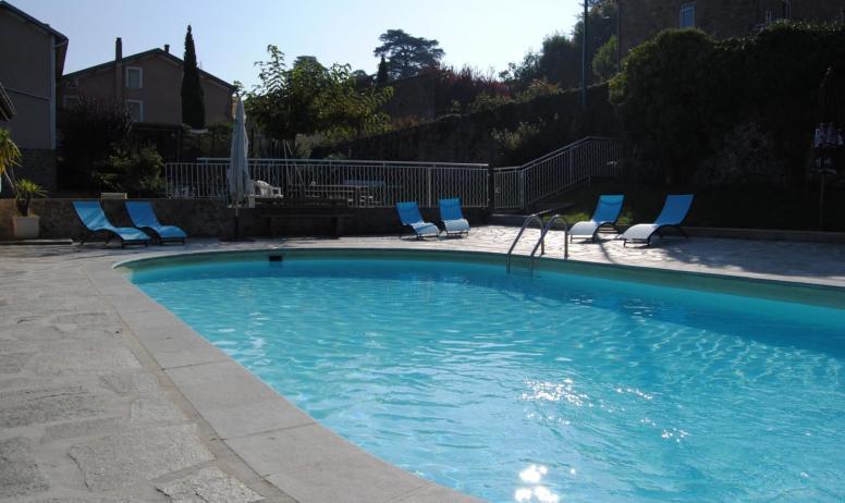 M. Brun - La piscine