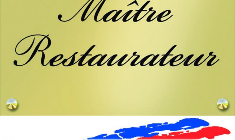 - Maître restaurateur