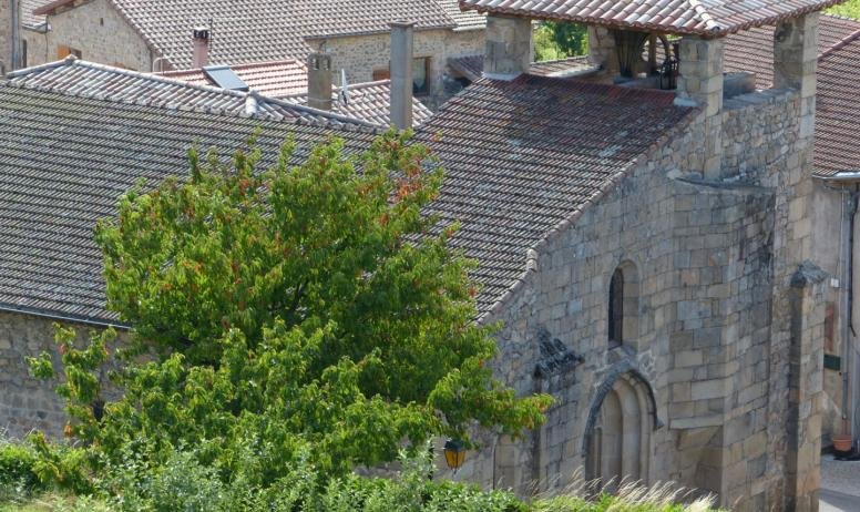 Hermitage Tournonais Tourisme - Eglise Saint Jean l'évangeliste