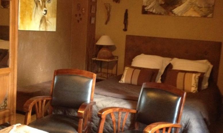 Chambre 1- Domaine de la Manse