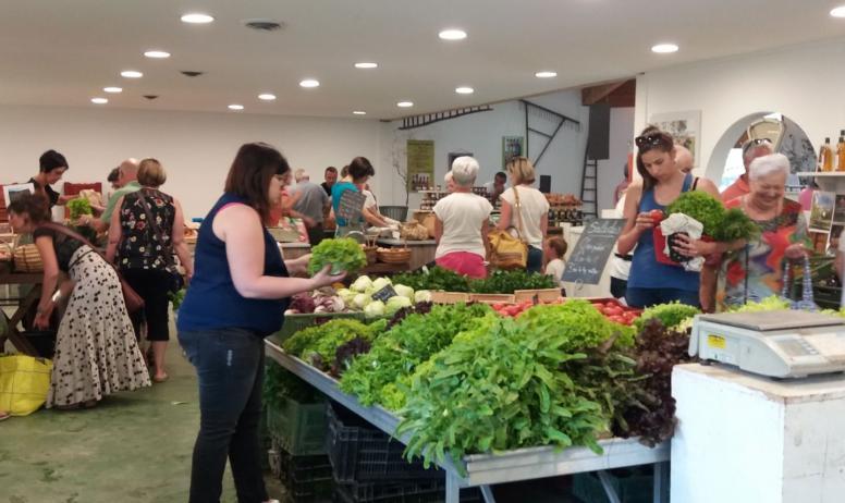 - Les légumes des Iles Férays