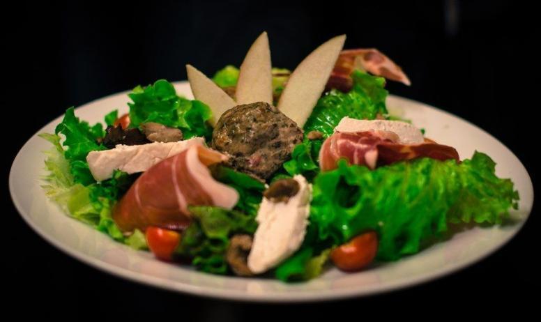 © Pierre Brunel - Une salade