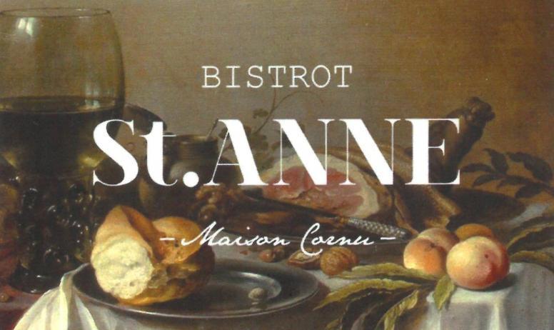 © SARL Sainte Anne - La carte de visite