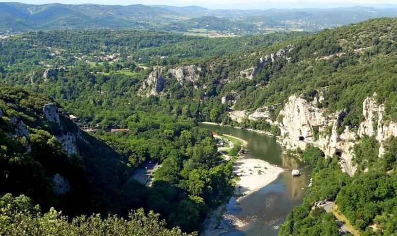 © Les Blachas - Panorama Les Blachas