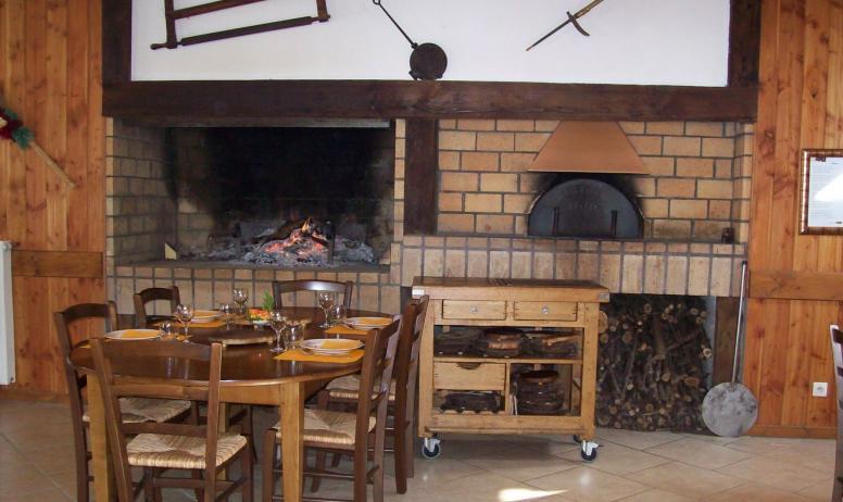 - La salle du restaurant