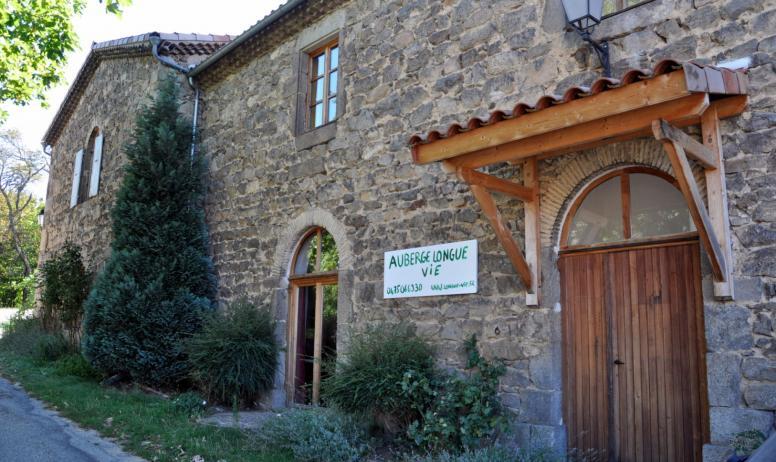 Coline Donon - Entrée de la Brasserie Longue Vie