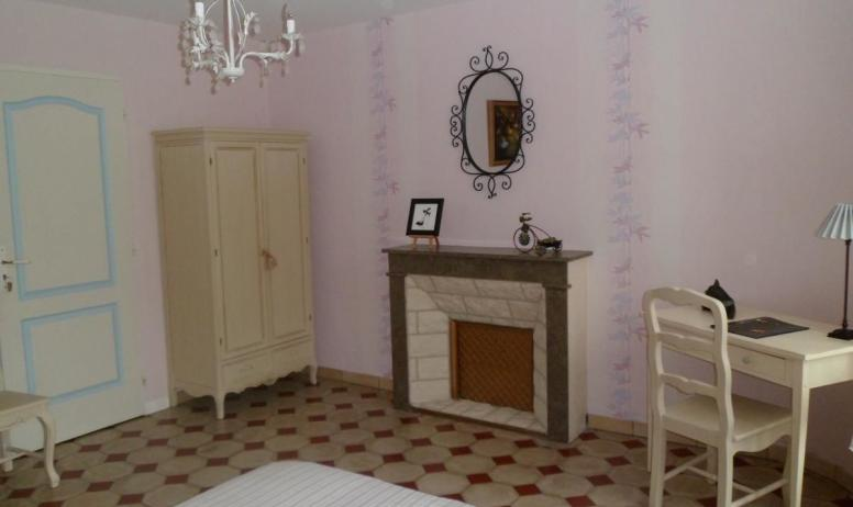 "Gîtes de France - Chambre ""Intemporelle"""