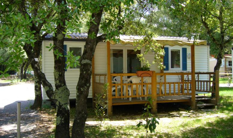 Camping le Sous Bois - St Maurice d'Ibie - Camping le Sous Bois - St Maurice d'Ibie