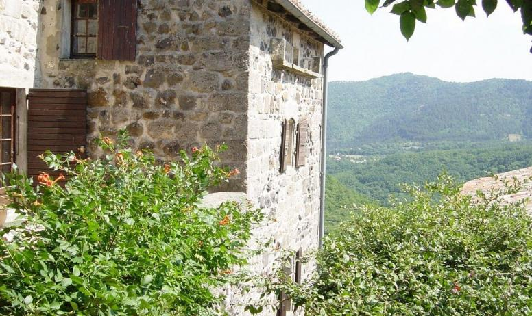 Gîtes de France - Terrasse