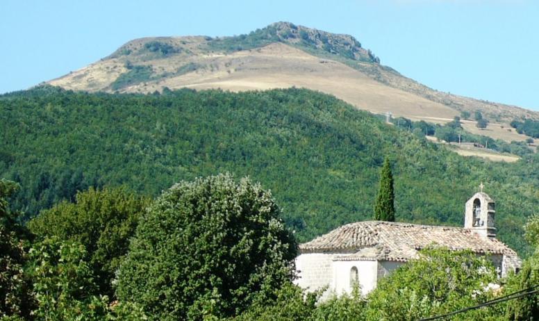 Gîtes de France - vue vers l'ouest