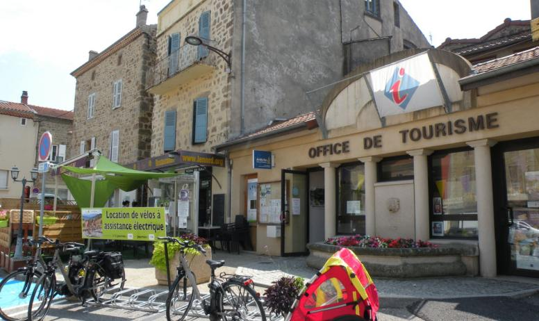 Ard che hermitage tourisme office in saint f licien - Saint nicolas de veroce office du tourisme ...