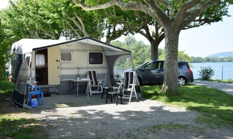 Camping Le Rhône