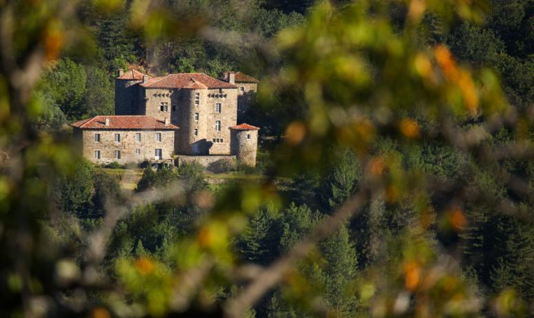 © S.Bugnon - Château du Bruget