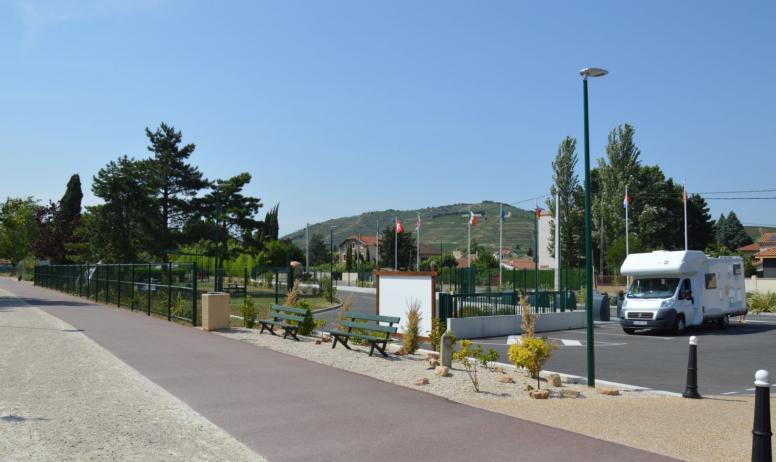 mairie de Tain l'Hermitage - ViaRhôna 3