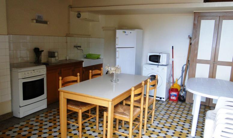 Mairie - cuisine