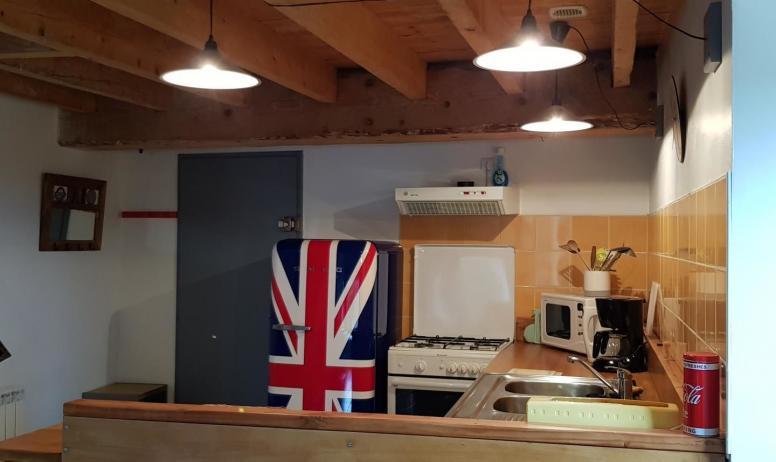 Gîtes de France - Cuisine équipée