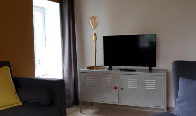 Gîtes de France - Salon TV, DVD, WIFI