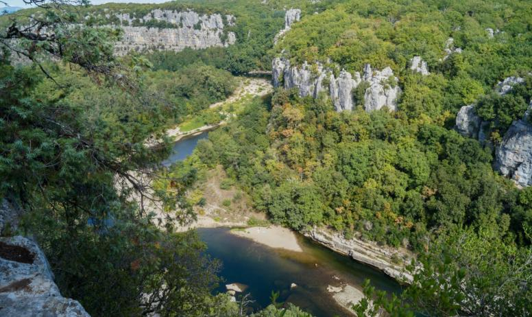 ot Cévennes d'Ardèche - Gorges du Chassezac