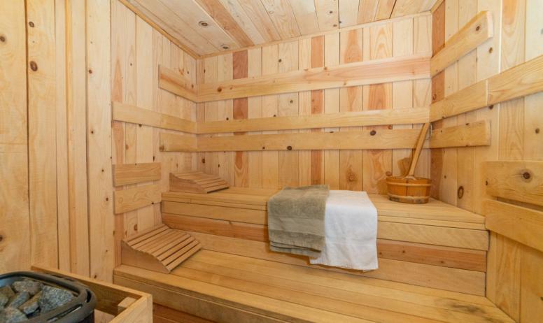 © EURL La Calade - Sauna