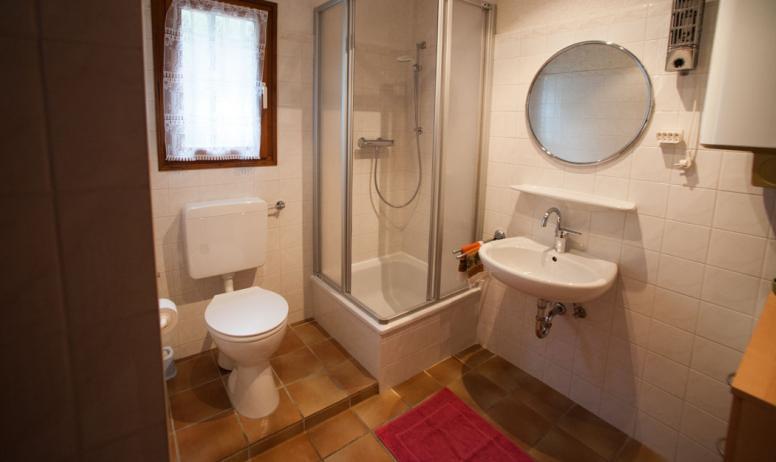 Fransje Spiljard - salle de bain