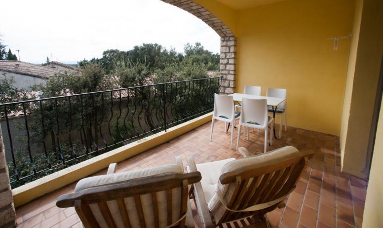 Fransje Spiljard - terrasse