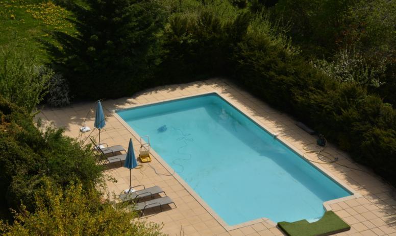 OT Pays de Lamastre - La piscine