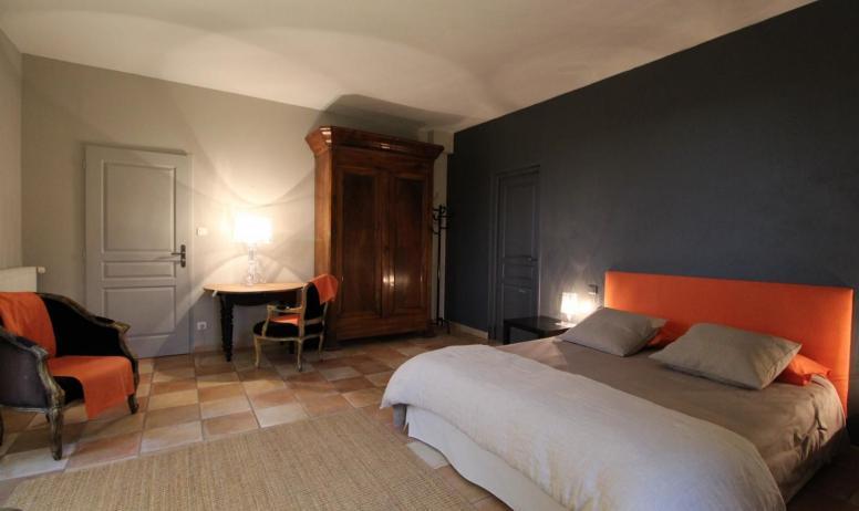Gîtes de France - chambre Margot