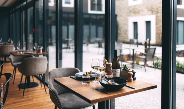 Maison CHAPOUTIER - Restaurant Marius Bistro