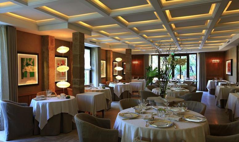 La Grande Table De Michel Chabran Restaurants In Ardeche