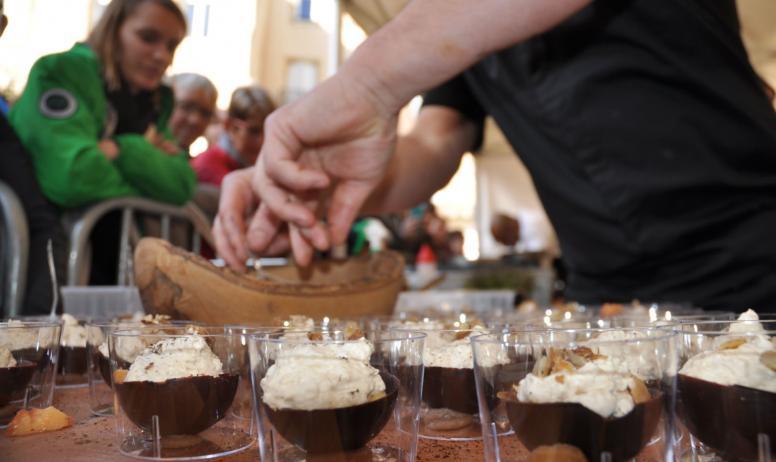 Mairie de Privas - Démonstration culinaire