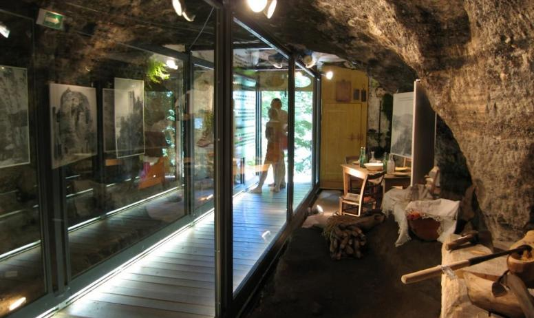SITHERE - Musée grottes troglodytiques