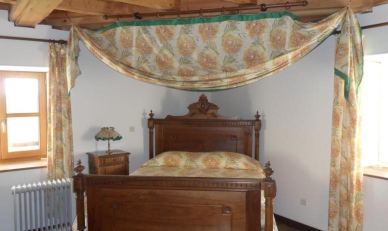 Château de Lemps - Une chambre