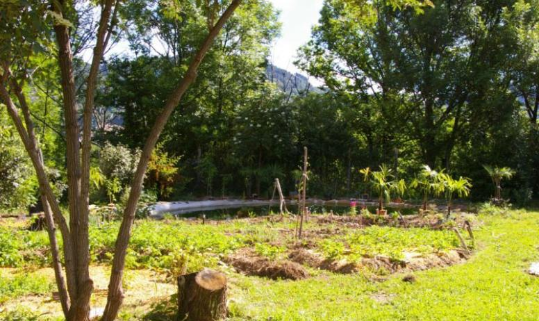 Yvette Martin - Les Jardins du Mas des Faïsses - Chalabrèges (Chassiers) - Ardèche