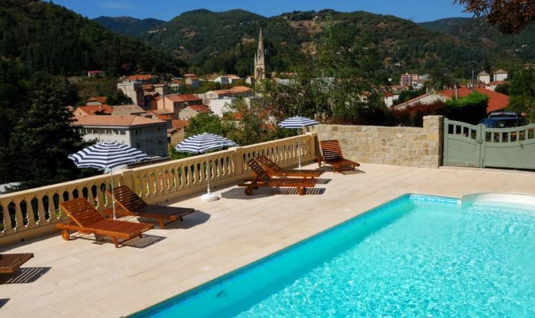Villa Aimée - Piscine