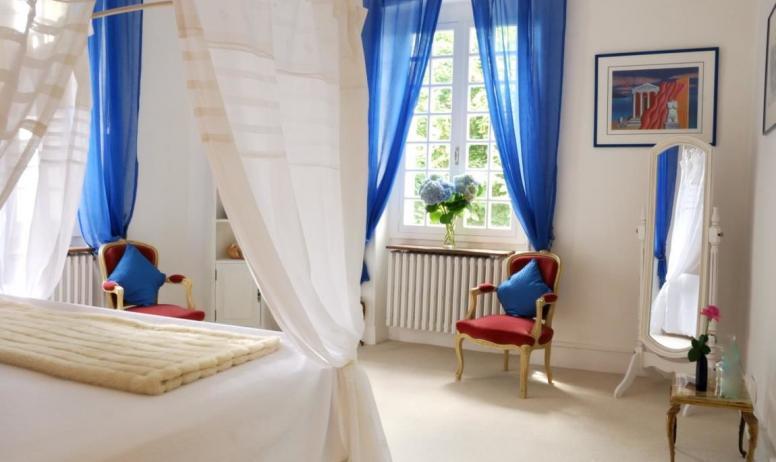 Villa Aimée - Chambre méditérranée