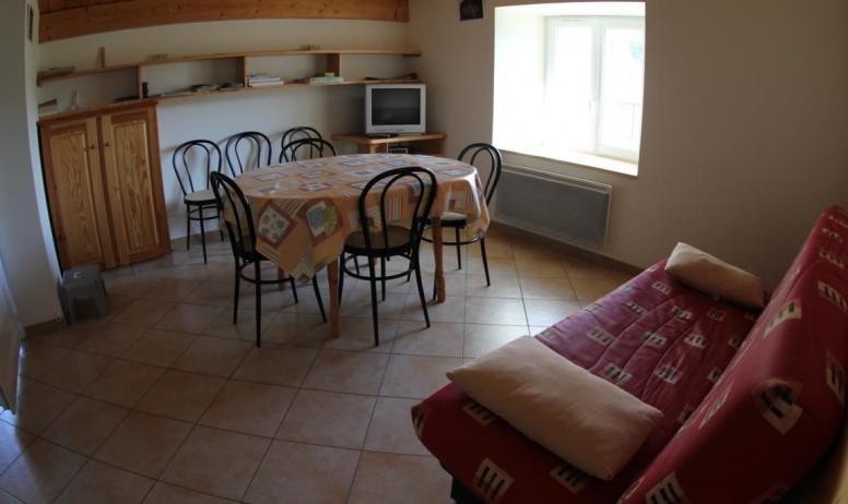 Coste René - Salon - salle à manger