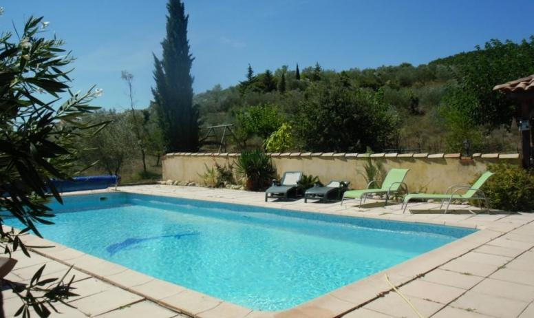 Gîtes de France - piscine du domaine