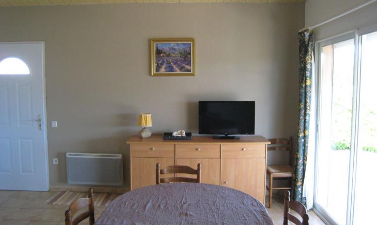 Clévacances - salon séjour