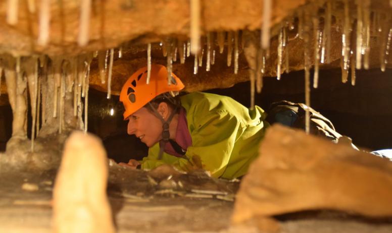 Escale Aventure - SpéléOenologie®, Grotte de Saint Marcel d'Ardèche