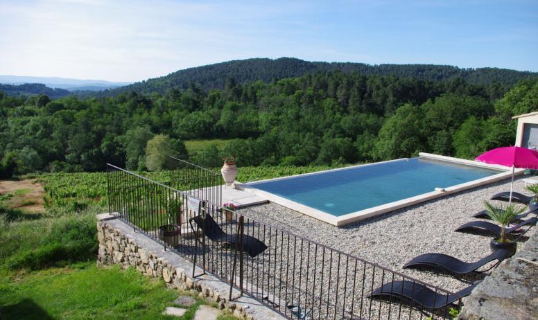 Chambres Du0027hôtes La Haute Maurelle à Joannas (Ardèche)