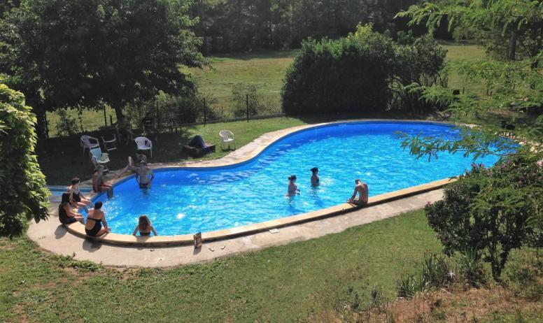 M. Heurtier - La piscine