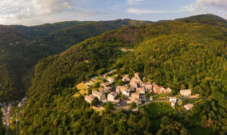 Village de Chirols