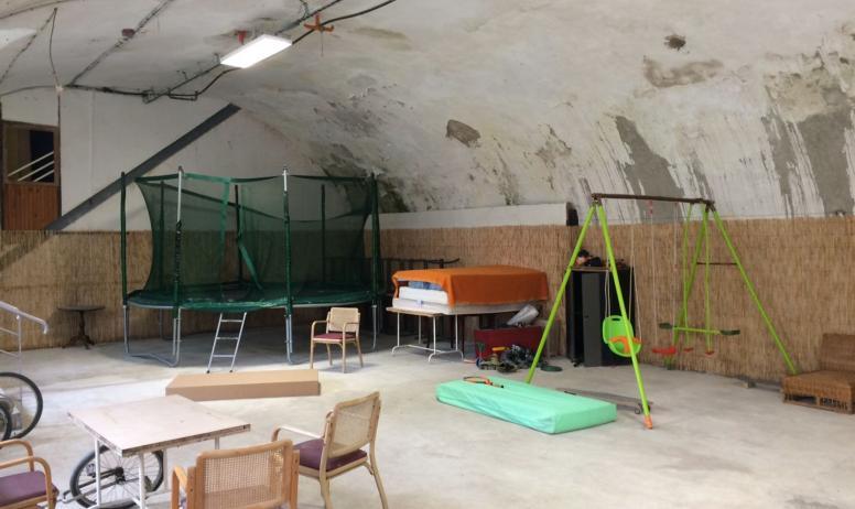 Théâtre du Moulinage - Gîte Decouflet à Lussas