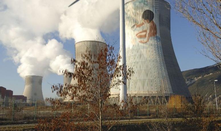 - Centrale nucléaire EDF Cruas Meysse