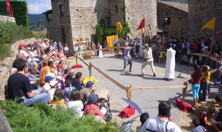 Alain d'Angelo-ADT07 - Fête Médiévale